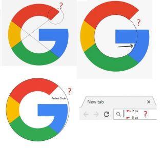 Google logo sparks \'correct design\' debate.