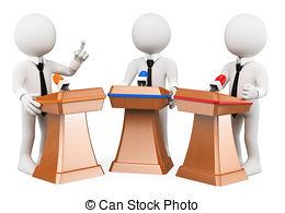 Debate Illustrations and Clip Art. 18,401 Debate royalty free.