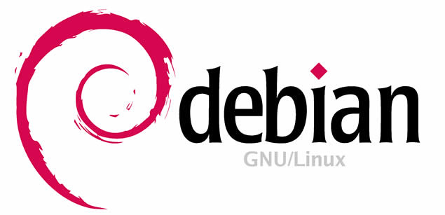 Debian.