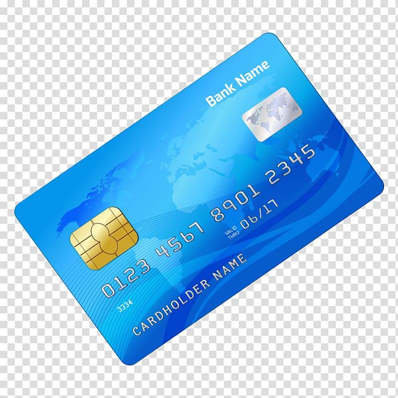 Credit card Bank card ATM card, Bank card transparent background PNG.