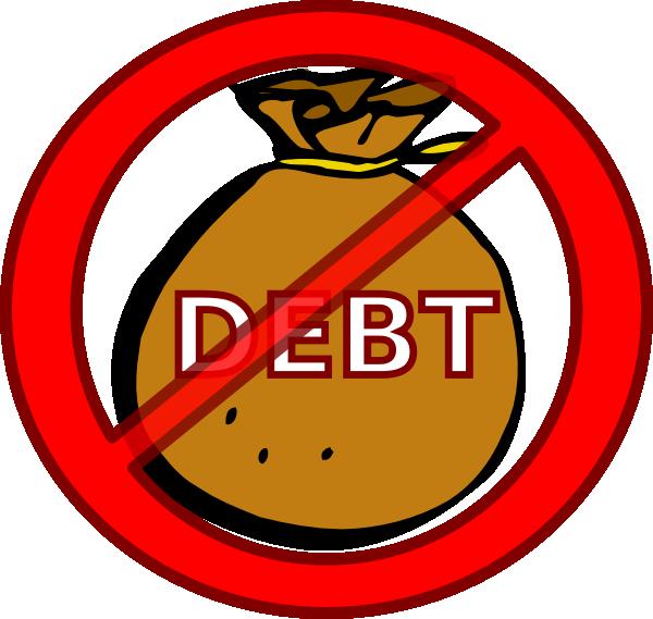 Debt 20clipart.