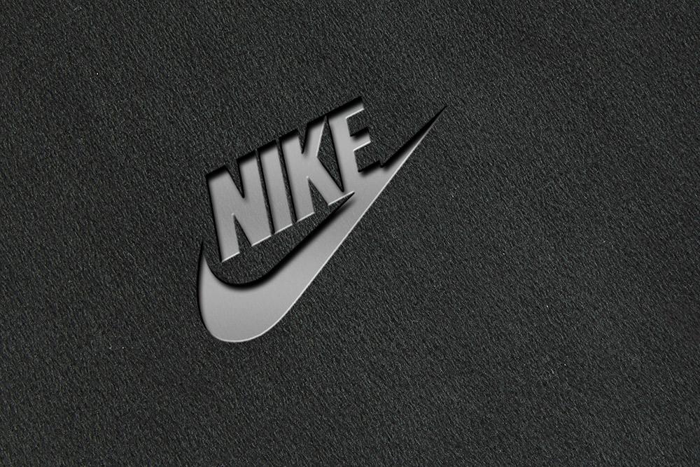 Download This Free Debossed Logo Mockup.