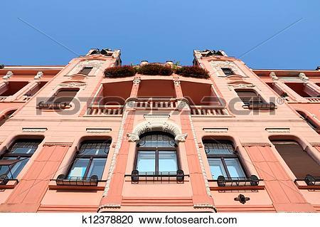 Stock Photography of Debrecen, Hungary k12378820.