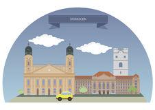 Debrecen, Hungary Stock Photos.