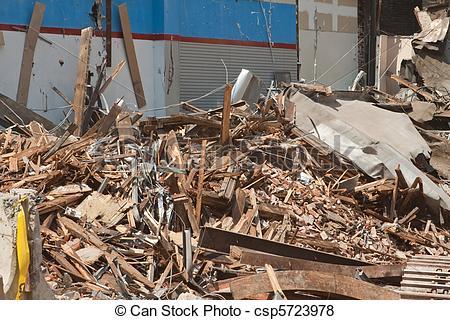 Debris Clipart.