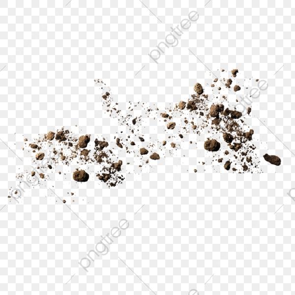 Diffuse Debris, Brown, Gravel, Simple PNG Transparent Image and.