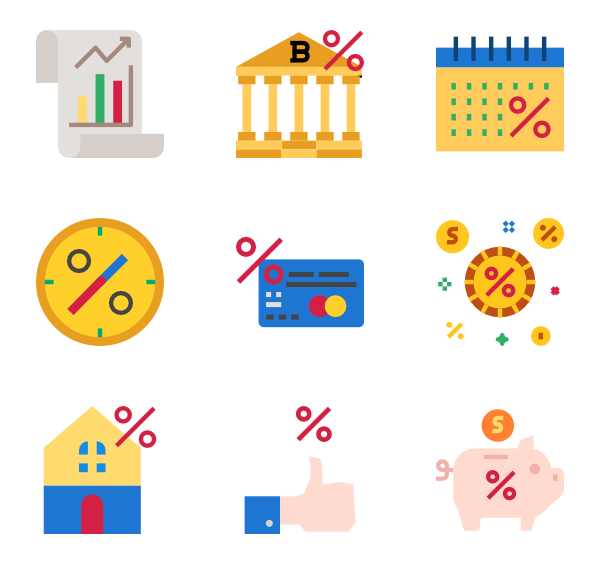 Debt Icons.