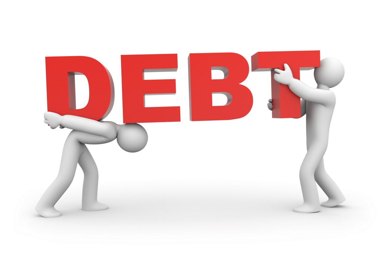 Debtors Clip Art.