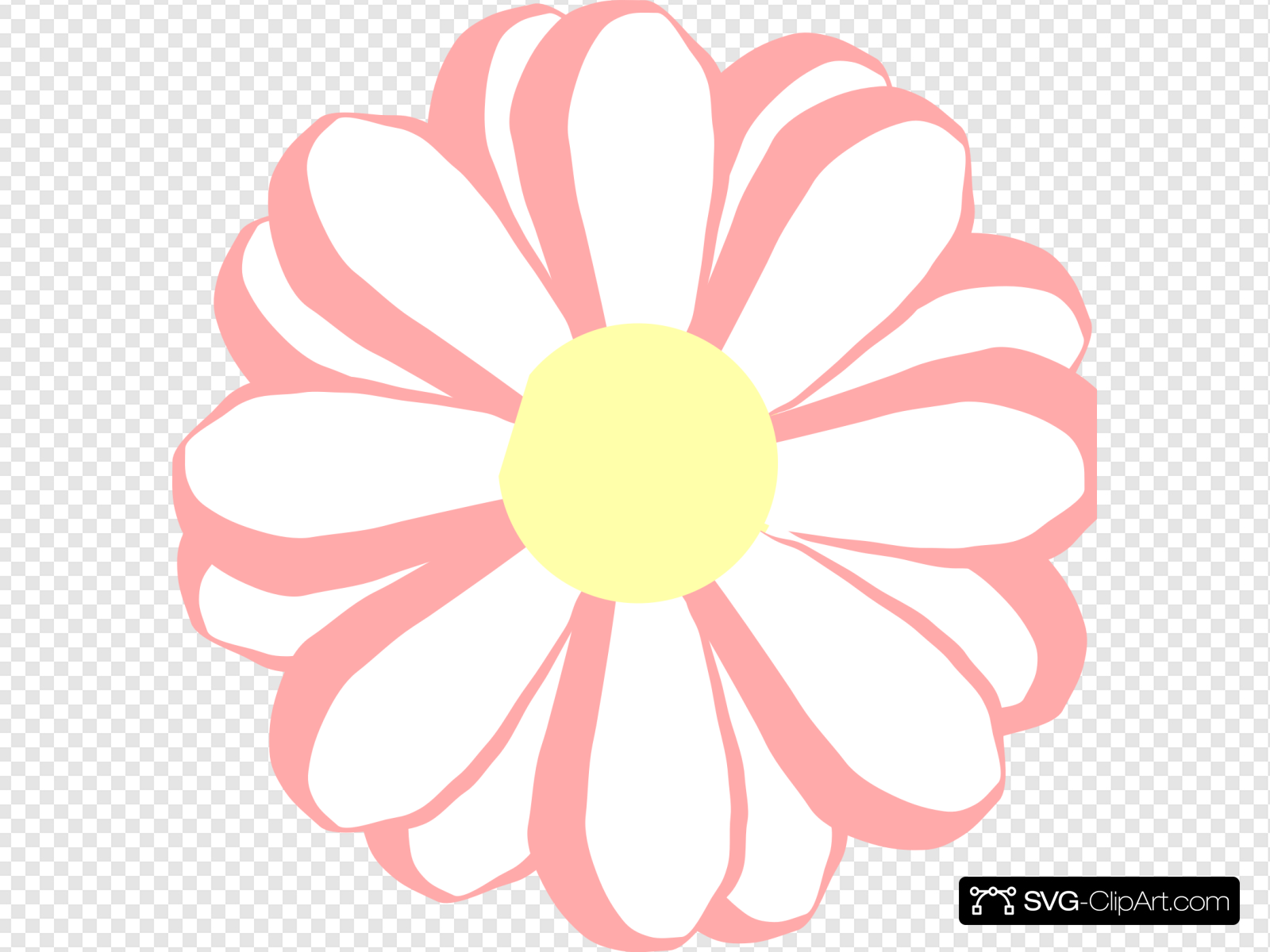 Debutante Ball Flower Clip art, Icon and SVG.