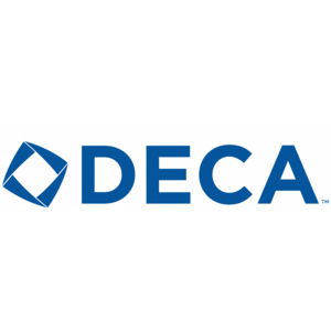 DECA logo, Vector Logo of DECA brand free download (eps, ai.