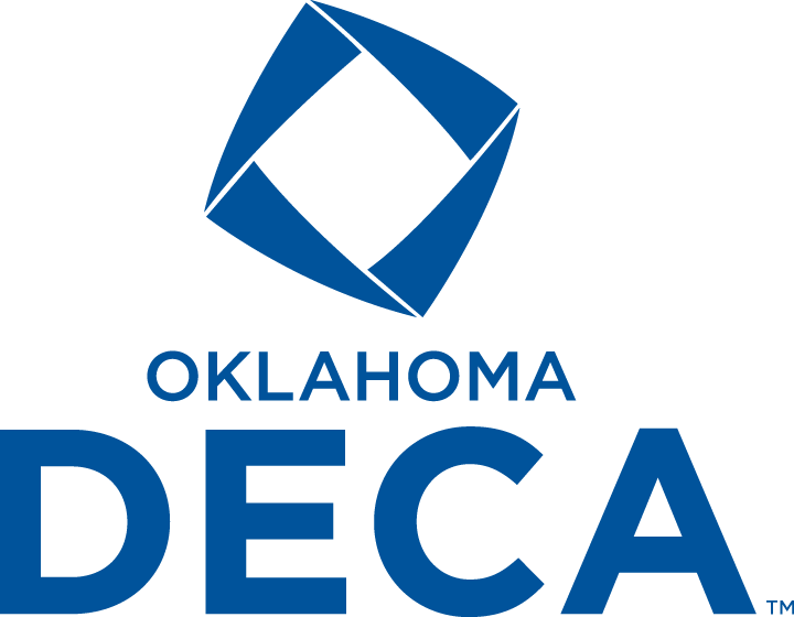 Official DECA Logo PNG.
