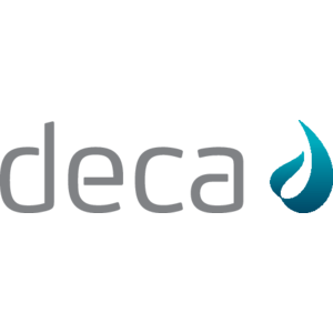 Deca logo, Vector Logo of Deca brand free download (eps, ai, png.