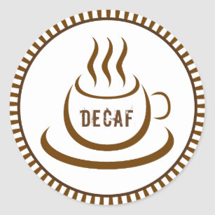 Decaffeinated Coffee Crafts & Party Supplies.
