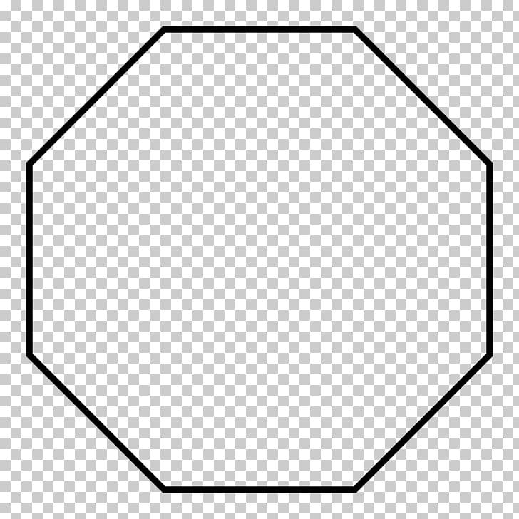 Regular polygon Octagon Decagon Internal angle, jeepney PNG.