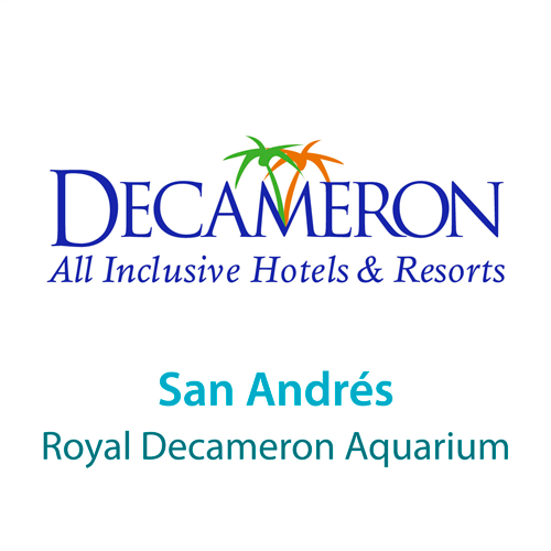 Hotel Royal Decameron Aquarium.