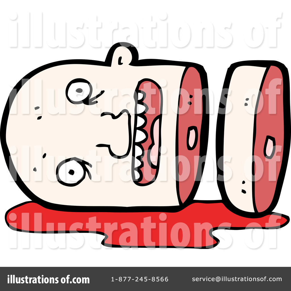Decapitated Clipart #1230873.