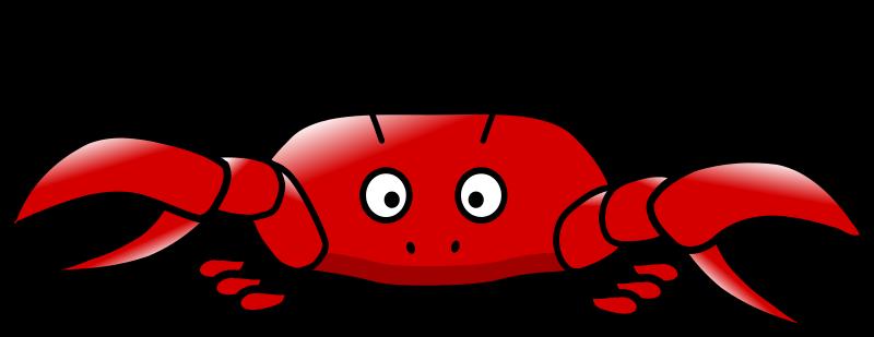 Crab images clip art.
