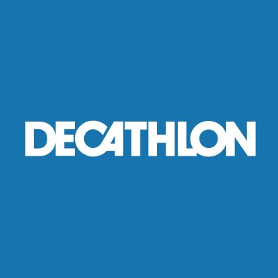 Decathlon Statistics on Twitter followers.