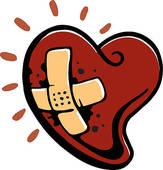 Heart disease clip art.
