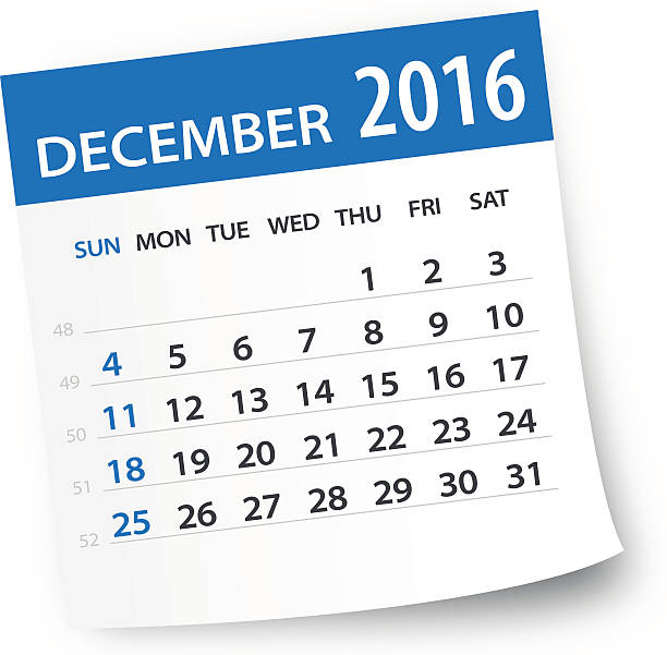 4299 December free clipart.