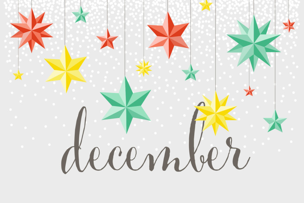 4312 December free clipart.