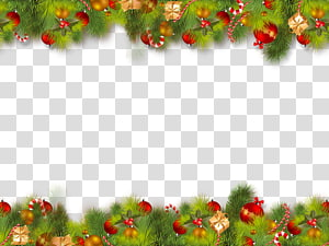 December transparent background PNG cliparts free download.