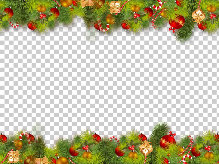 Libra Song December MP3, Christmas Border PNG clipart.