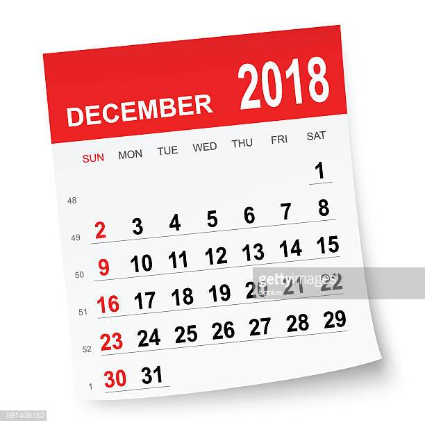 60 Top December Calendar Stock Illustrations, Clip art, Cartoons.