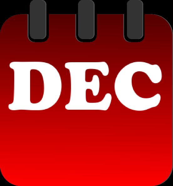 December Clipart.