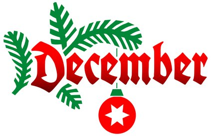 december.