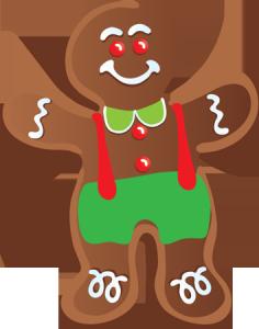 December Holiday Clip Art.
