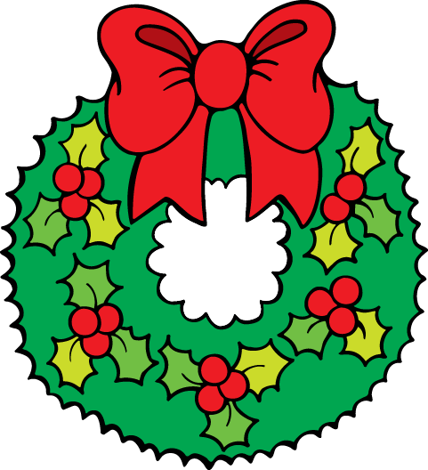 December Clipart Images.