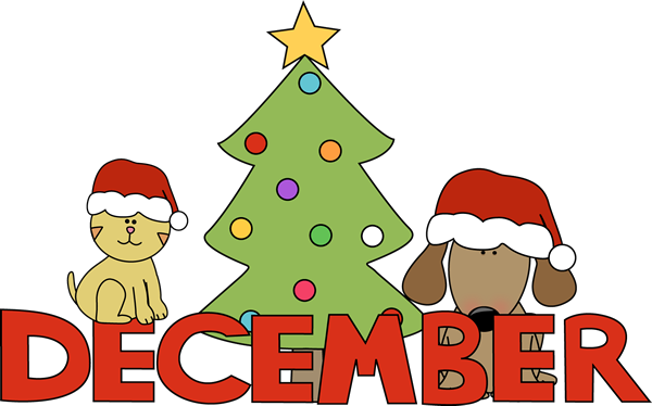 Month of December Christmas Pets.