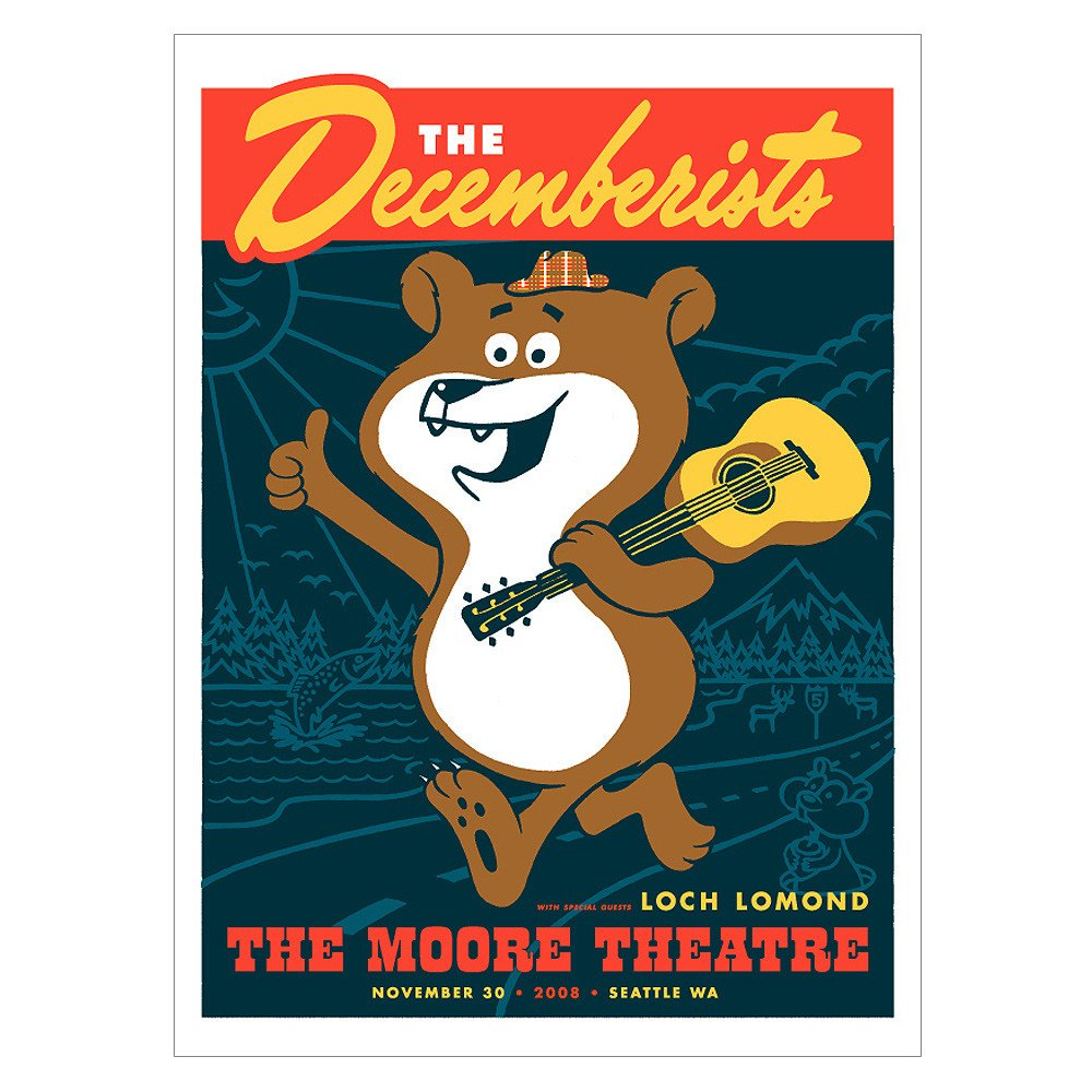 The Decemberists.