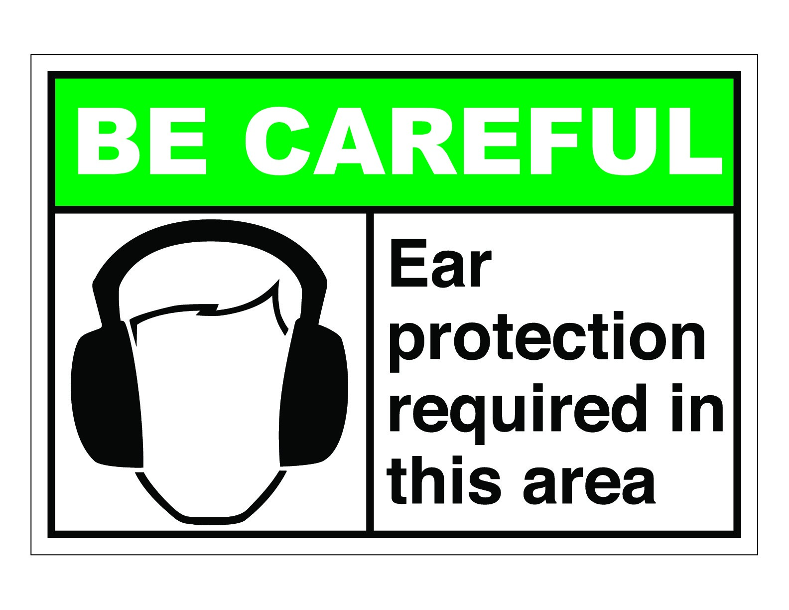 Hearing Protection.