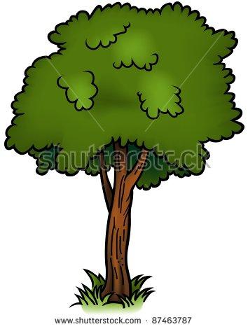 Tree Vines Stock Illustration 20057722.
