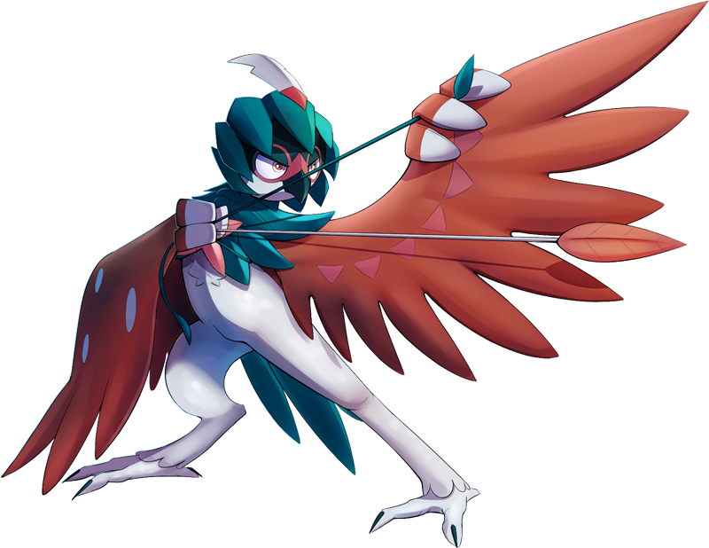 Pokemon 2724 Shiny Decidueye Pokedex: Evolution, Moves, Location, Stats.