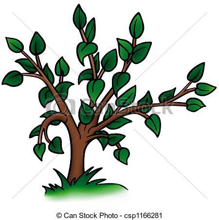 Deciduous tree Stock Illustration Images. 4,490 Deciduous tree.