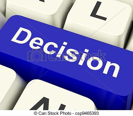 Decision.