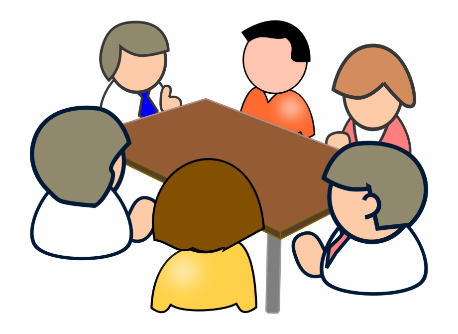 Business Clipart Group Decision Making.