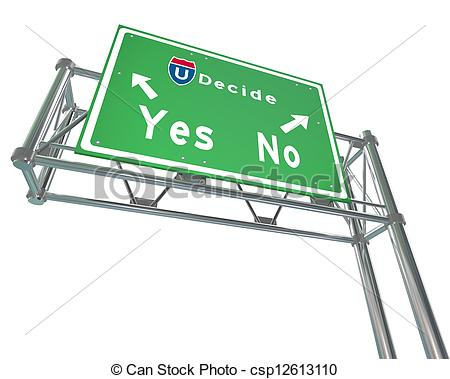 Clipart of Freeway Sign.
