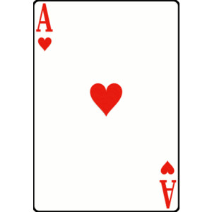 In Deck Of Cards.