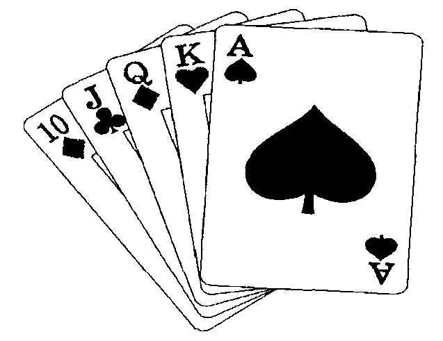 Deck Of Cards.