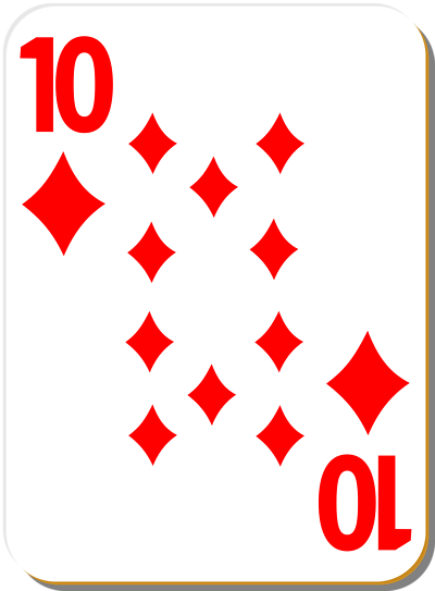 Playing Cards Clip Art Free.
