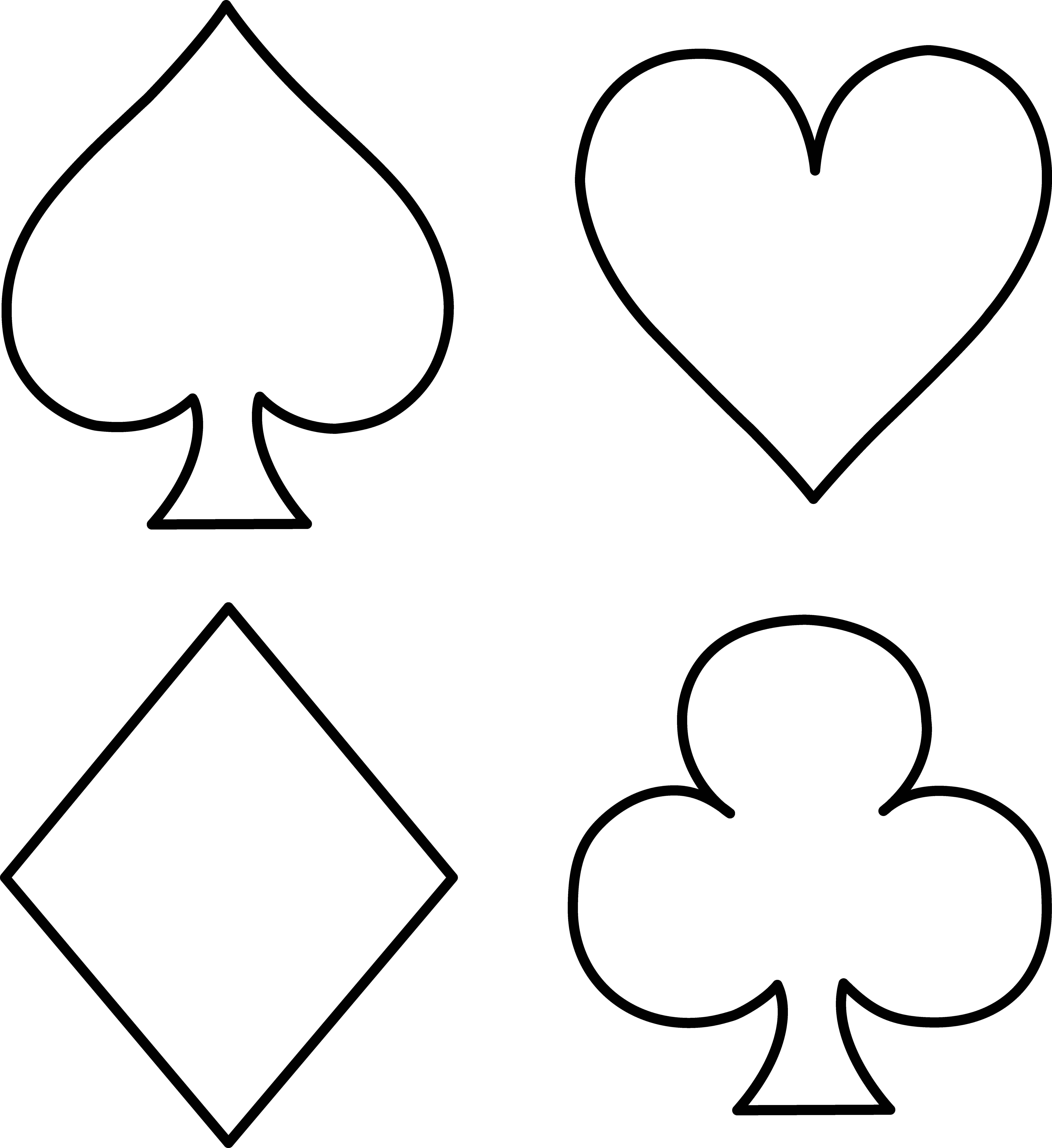 Deck Of Cards Clipart.