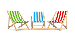 Deck Chair Clip Art.