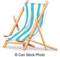Liegestuhl clipart kostenlos  Deck chair clipart - Clipground