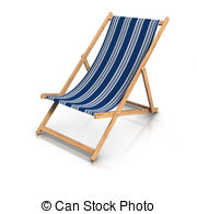 Deck chair Stock Illustration Images. 2,758 Deck chair.