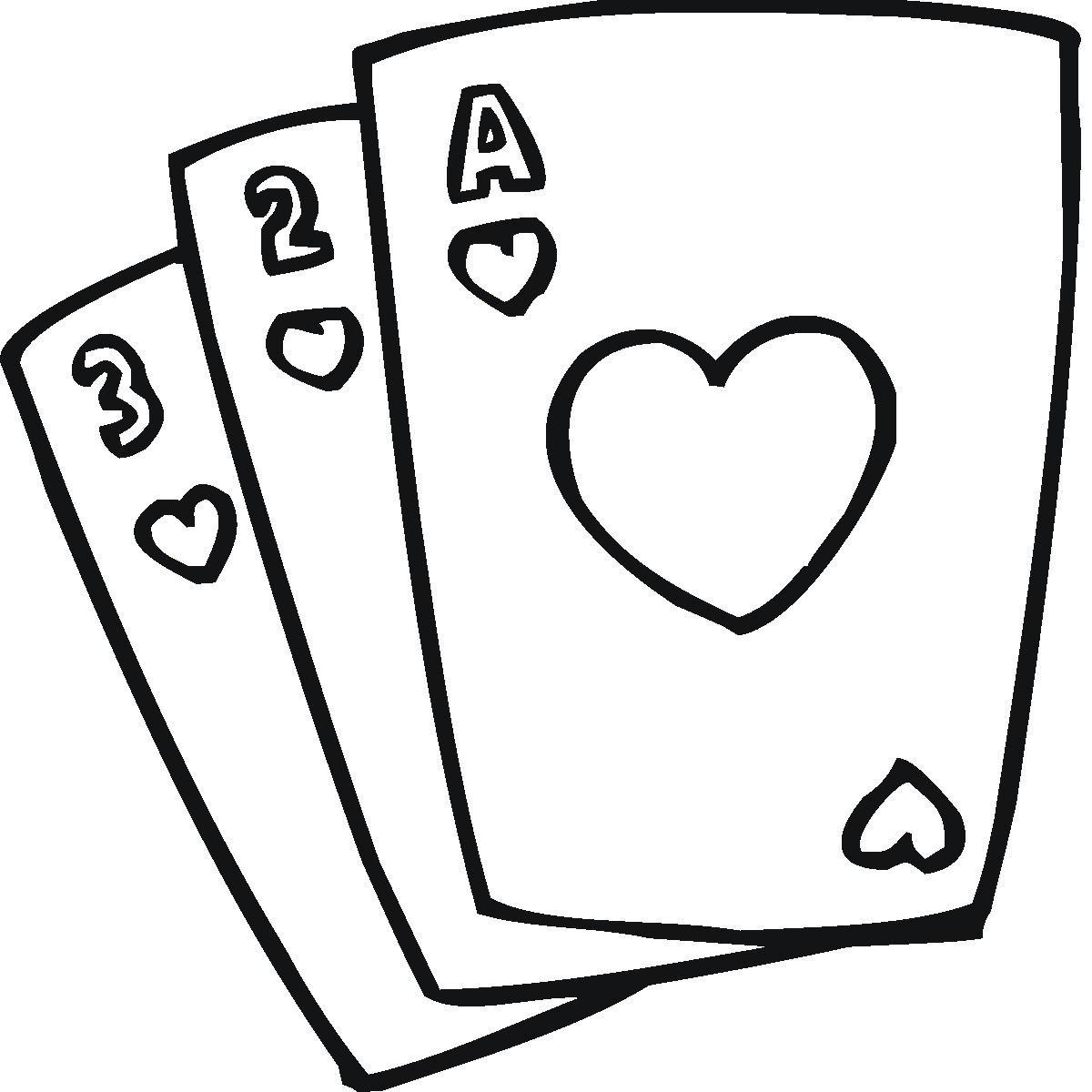 Deck of card clipart 3 » Clipart Portal.