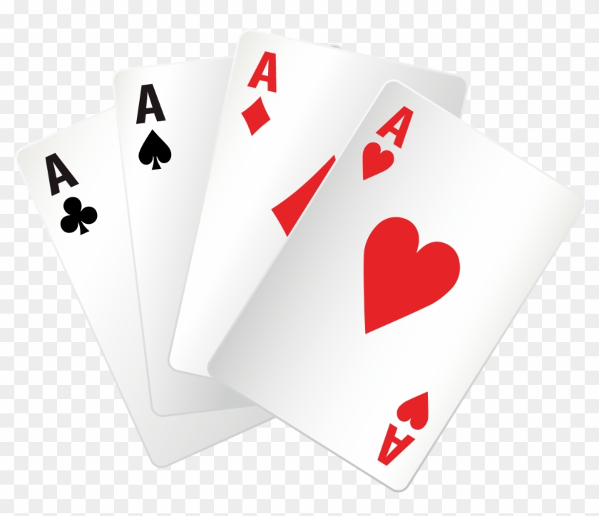 Playing Cards Transparent Image.